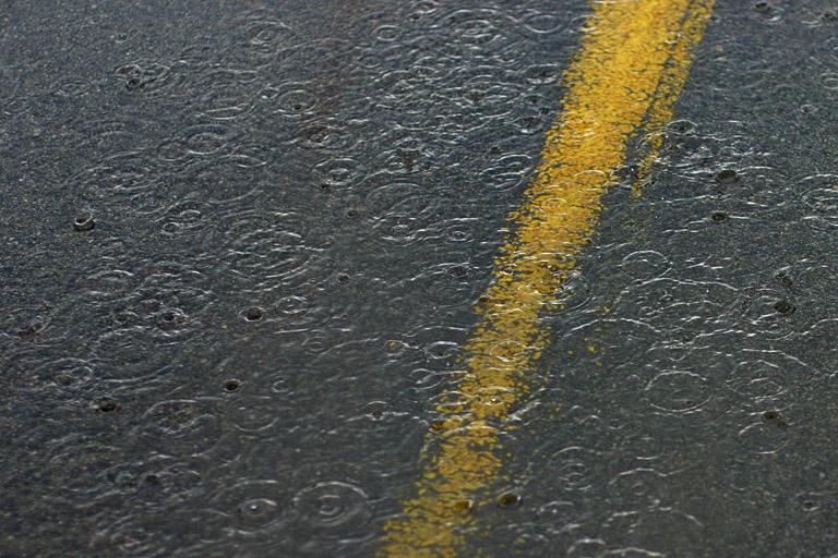Yellow Stroke, May 2007