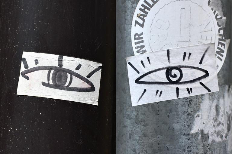 Eyes Everywhere, April 2009